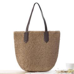 Atractivo/Estilo bohemio/Trenzado/Simple Bolsas de mano/Bolsas de playa
