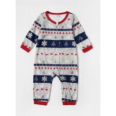 Letter Распечатать Семейное соответствие Рождественская пижама