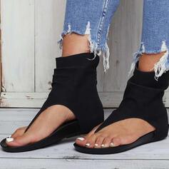 Γυναίκες Λείαντο Επίπεδη φτέρνα Σανδάλια Διαμερίσματα παπούτσια