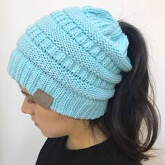 Femmes Beau/Élégante/Simple/Style Vintage Tissu Chapeau Fedora