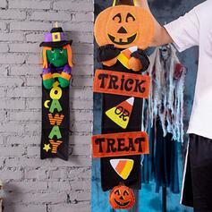 minunată Înspăimântător clasic Halloween Dovleac cauciuc Arta de perete