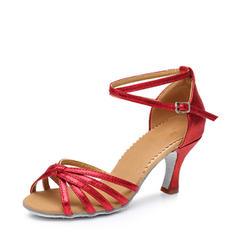 Pentru Femei Latin Sandale Imitaţie de Piele Latini