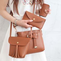 Classical/Solid Color/Super Convenient Tote Bags/Crossbody Bags/Shoulder Bags/Bag Sets/Wallets & Wristlets/Bucket Bags