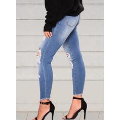 Strappata Nappa Sexy Vintage Denim & Jeans
