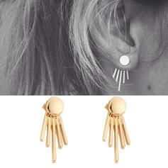 Unique Romantic Alloy Women's Ladies' Girl's Earrings 2 PCS