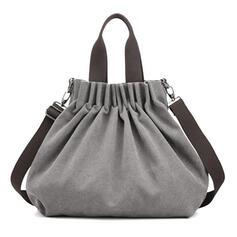 Bol Shaped/Vintage/Bohemian stijl/Eenvoudig Tote tassen/Schouder Tassen/Emmerzakken/Hobo Bags Riemzakken