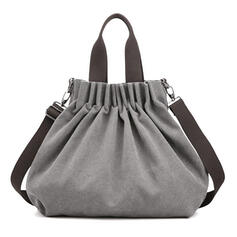 Dumpling Shaped/Vintga/Bohemian Style/Simple Tote Bags/Shoulder Bags/Bucket Bags/Hobo Bags