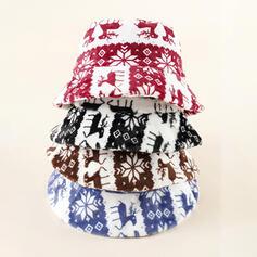 Dames/Femmes Beau/Style Classique/Charme Polyester Chapeau de seau