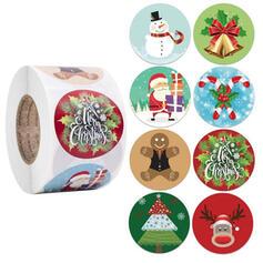 Poliéster Ornamentos de Natal Home Accents (Vendido em uma única peça)