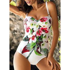 Floral Imprimeu Curea Frumos o singură bucată Mayolar