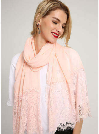 Solid Color Light Weight/attractive Scarf