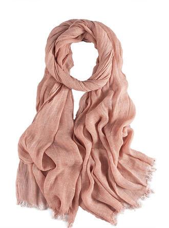 Colore solido/Retro /Annata moda/Confortevole/Semplice Stile Sciarpa