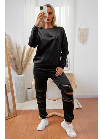 Print Casual sweatshirts & 2-delt tøj sæt