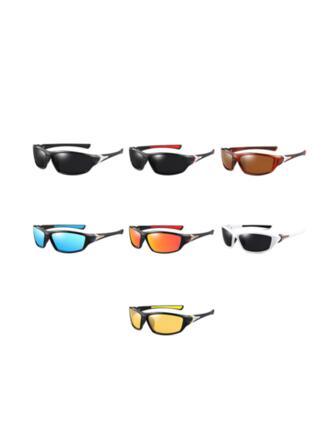 Gradient Chic Fashion Sun Glasses