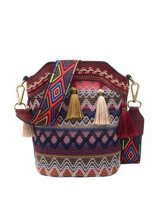 Fashionable/Vintga/Bohemian Style Shoulder Bags/Bucket Bags