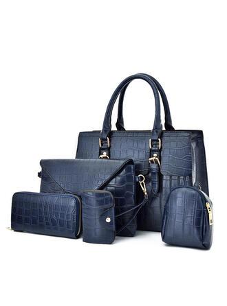 Alla moda/Multifunzionale Borse a tracolla/Sacchetto regola/Manico borse