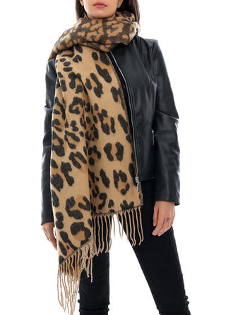 Leopard atractivă/Vreme rece Eșarfă