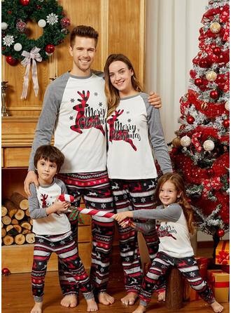 Τάρανδος Επιστολή Τυπώνω Οικογένεια Εμφάνιση Χριστουγεννιάτικες πιτζάμες