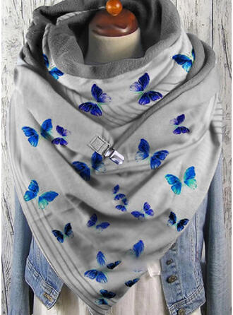 Faune mode/Conception de papillon Écharpe