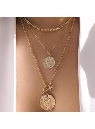 Unic Elegant Aliaj Seturi de bijuterii coliere