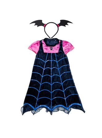Gothic Bat Spider Spandex Halloween Props (Set of 2)