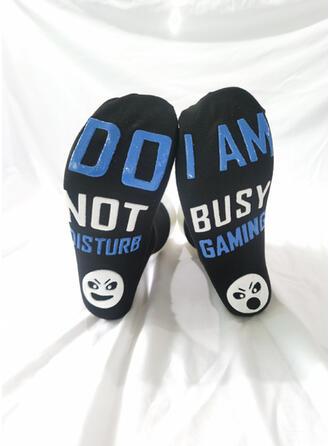 Letter fashion Socks