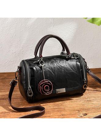 Unique/Classical/Cute/Vintage/Stilul Boemiei Geantă pe Umăr/Boston táskák