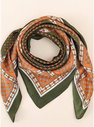 Květiny atraktivní/móda/jednoduchý/Komfortní Šála/Čtvercový šátek