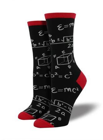 Print åndbar/Crew sokker/Unisex Sokker