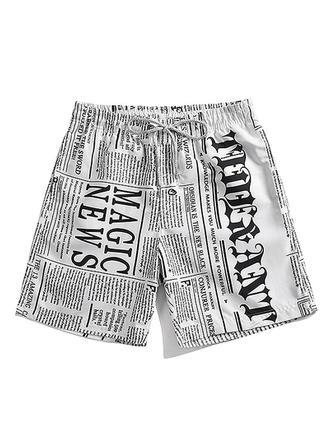 Herr dragsko Board Shorts