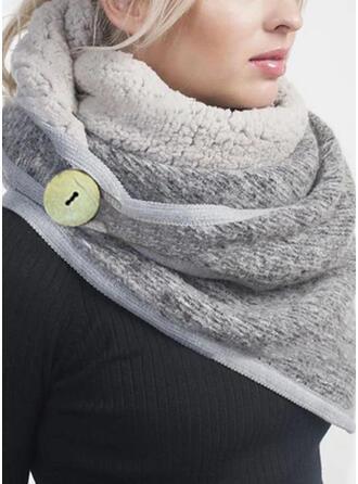 Einfarbig Leicht/mode/Warmen Schal