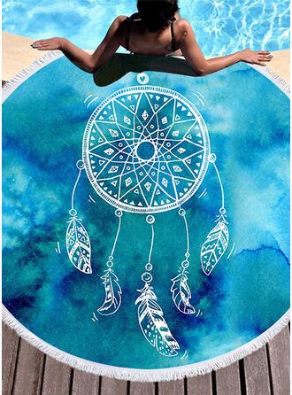 Attrapeur de rêves mode/simple/Boho serviette de plage