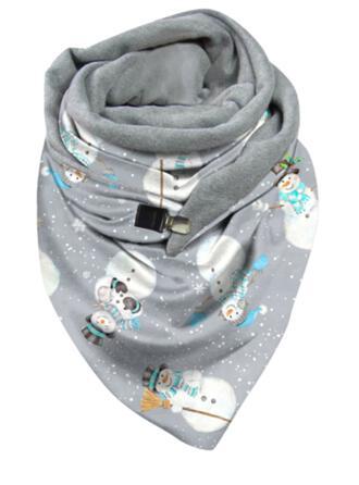 暖かいです/肌にやさしい/柔らかい スカーフ