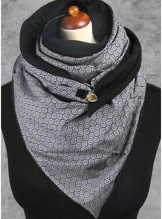 Floreale/Retro /Annata/Geometrico Scialle/moda/Confortevole Sciarpa