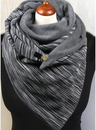 Retro /Annata/Colore gradiente attraente/moda/Confortevole Sciarpa