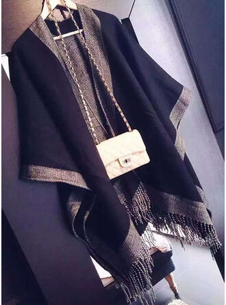 Solid Color Shawls/Simple Style Shawl