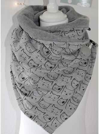 Animale/Impronta animale Scialle/moda/Confortevole Sciarpa