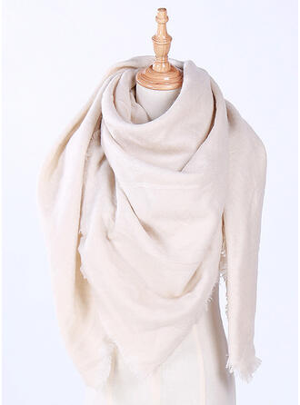 Colore solido moda/Confortevole Sciarpa