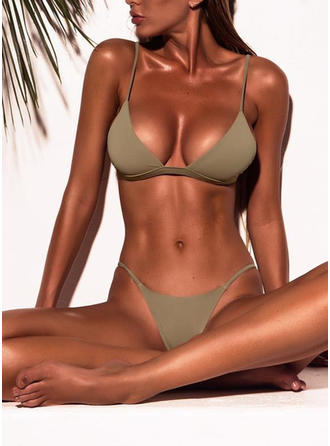 Talie Joasă sırım Curea Sexy Bikini Mayolar