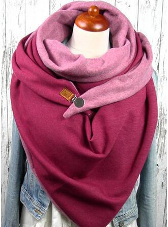 Colore solido moda/Caldo/Multifunzionale Sciarpa