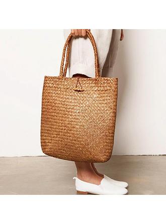 Fashionable/Braided Polyester Beach Bags