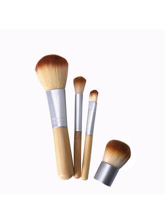 4 PIEZAS Juegos de brochas de maquillaje