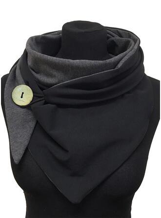 Couleur unie/Retro /Cru mode/Confortable Écharpe
