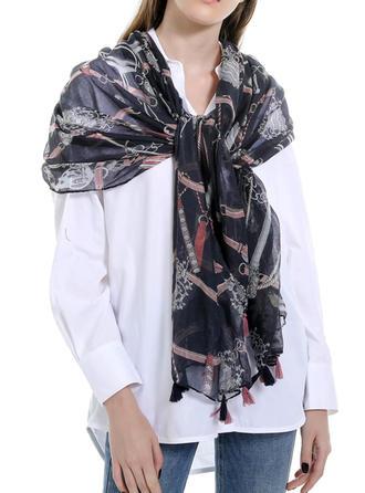 Stil de tara atractivă/Vreme rece Eșarfă
