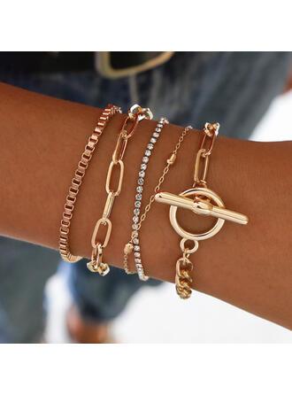 Charme Alliage Bracelets