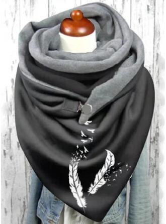 Animal Print Shawls/Warm Scarf/Shawl