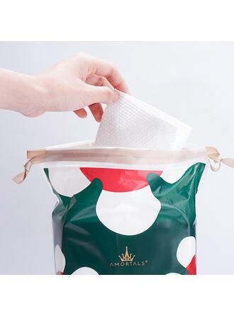 (Taška 100) Měkký Jednoduchý Klasický Čisticí ručník ()