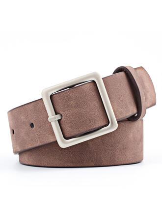 De moda Clásico Elegante Artístico Delicado Cuero De mujer Cinturones 1 PC