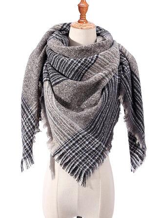 Tela escocesa de gran tamaño/moda/Cómodo Bufanda