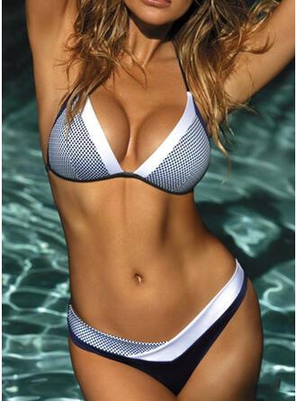 Taille Basse Dos Nu Sexy Frais Bikinis Maillots De Bain